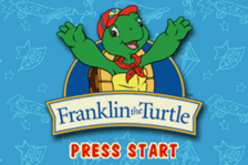 Franklin's Great Adventures title screenshot