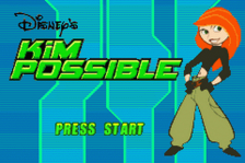 Kim Possible - Revenge of Monkey Fist title screenshot