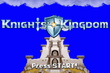Knights' Kingdom title screenshot