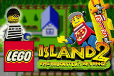 LEGO Island 2 - The Brickster's Revenge title screenshot