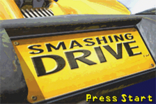 Smashing Drive title screenshot