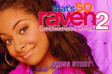 That's So Raven 2 - Supernatural Style title screenshot