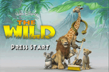 Wild, The title screenshot