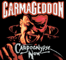 Carmageddon - Carpocalypse Now title screenshot