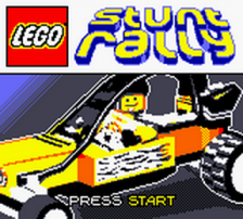 LEGO Stunt Rally title screenshot