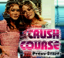 Mary-Kate and Ashley - Crush Course title screenshot