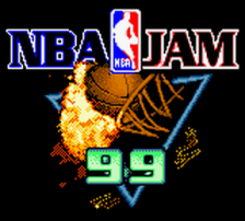 NBA Jam '99 title screenshot