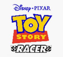 Toy Story Racer title screenshot