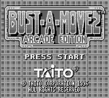 bust a move blitz how to play