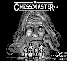 Chessmaster, The title screenshot