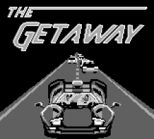 Getaway, The title screenshot