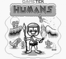 Humans, The title screenshot