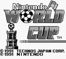 Nintendo World Cup title screenshot