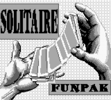 Solitaire FunPak title screenshot