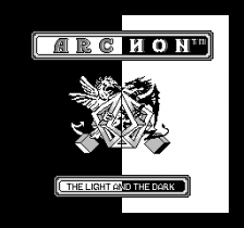 Archon title screenshot