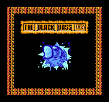 Black Bass, The title screenshot