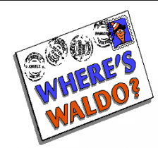 Where's Waldo title screenshot