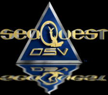 SeaQuest DSV title screenshot