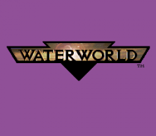 Waterworld title screenshot