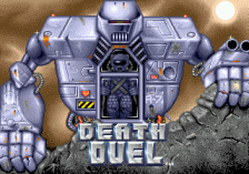 Death Duel title screenshot