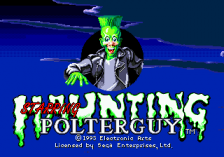 Haunting Starring Polterguy title screenshot