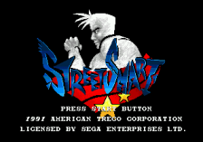 Street Smart title screenshot