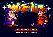 Wiz'n'Liz title screenshot