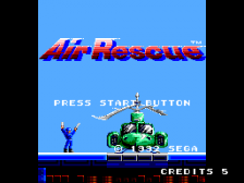 Air Rescue title screenshot