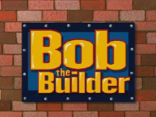 Bob the Builder - Can We Fix It title screenshot
