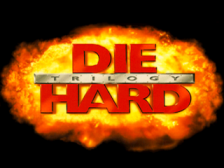 Die Hard Trilogy title screenshot