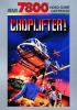 Choplifter ! Atari 7800 cover artwork