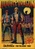 Double Dragon Atari 7800 cover artwork