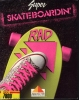 Super Skateboardin' Atari 7800 cover artwork