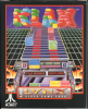 Klax Atari Lynx cover artwork