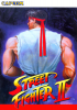Street Fighter II': Hyper Fighting Capcom CPS 1 cover artwork