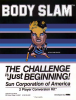 Body Slam Coin Op Arcade cover artwork