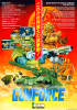 Gunforce : Battle Fire Engulfed Terror Island Coin Op Arcade cover artwork