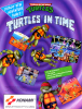 Teenage Mutant Ninja Turtles - Turtles in Time Coin Op Arcade cover artwork