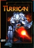 Turrican Commodore Amiga cover artwork
