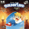 Builderland - The Story of Melba NEC PC Engine CD cover artwork