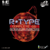 R-Type Complete CD NEC PC Engine CD cover artwork