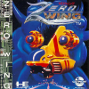 Zero Wing NEC PC Engine CD cover artwork