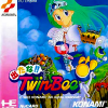 Detana!! TwinBee NEC PC Engine cover artwork