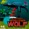 Operation Wolf NEC PC Engine cover artwork