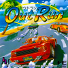 Out Run NEC PC Engine cover artwork