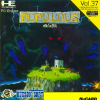 Populous NEC PC Engine cover artwork