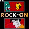 Rock-On NEC PC Engine cover artwork