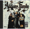 Addams Family, The NEC TurboGrafx 16 CD cover artwork
