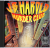 J.B. Harold Murder Club NEC TurboGrafx 16 CD cover artwork
