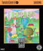 Fantasy Zone NEC TurboGrafx 16 cover artwork